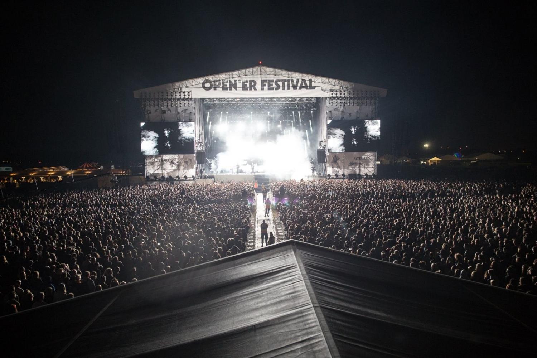 The Smashing Pumpkins, Perry Farrell's Kind Heaven Orchestra, Jungle, Jain i Tom Walker na Open'er Festival 2019