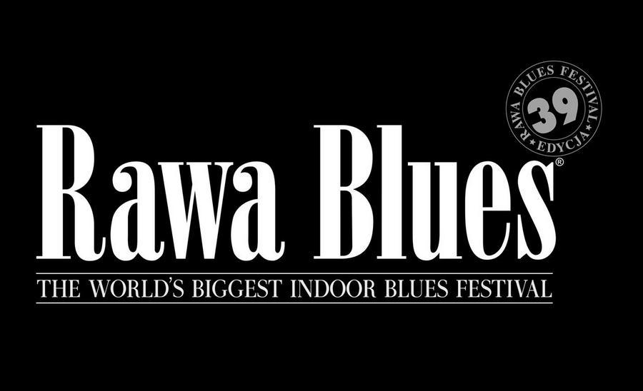 Znamy pierwszych artystów 39. Rawa Blues Festival