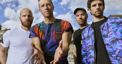 Coldplay, fot. James Marcus Haney